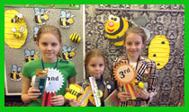 The winners of the Spelling Bee contest (Pandas)