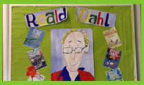 Roald Dahl is the author of the books like Charlie And The Chocolate Factory, Matilda, Fantastic Mr. Fox, etc